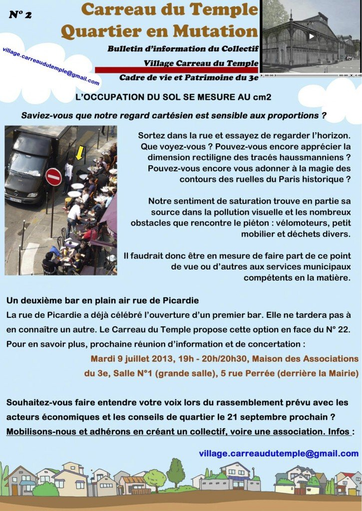 Bulletin N°2 Carreau du Temple Quartier en Mutation dans Bulletins d'informations bulletin2_carreau_du_temple